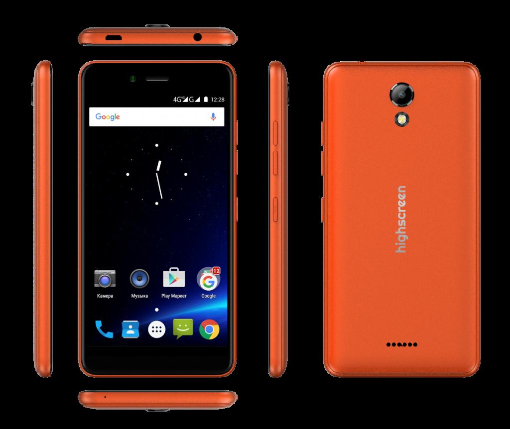 Для приверженцев высококачественного звука Highscreen разработал два новых телефона
