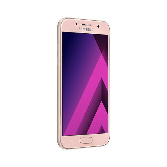 Самсунг представила мобильные телефоны Galaxy A3, A5 иA7 (2017)