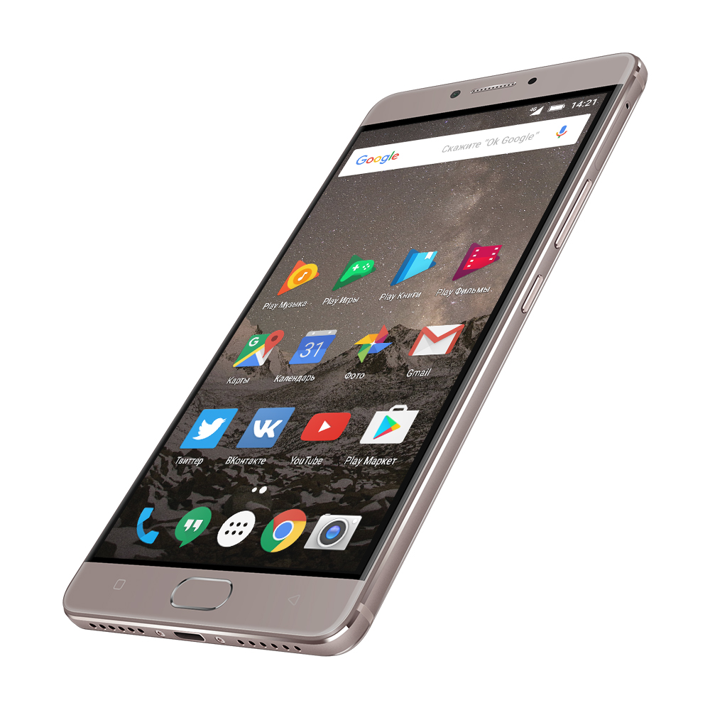 Бренд Highscreen презентовал смартфон Power Five Max