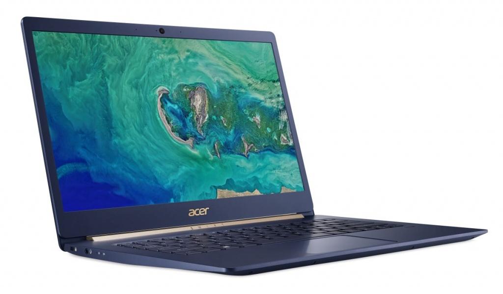 Acer показала новый ультралегкий 14-дюймовый ноутбук в РФ