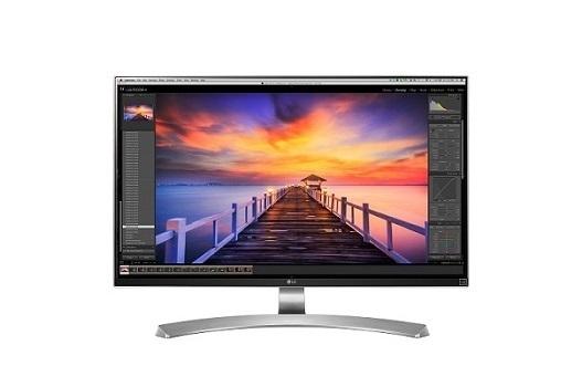 КомпанияLG анонсировала 4К-дисплей для профессиональной работы сграфическими приложениями